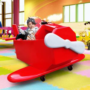 玻璃钢外壳定制 飞机造型座椅游玩设备 惠州欧卡德玻璃钢厂家