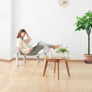 Sam Son Chair原创德国设计玻璃钢休闲椅